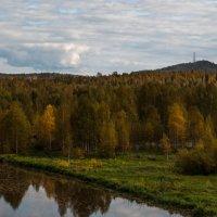 """гора""""Волчиха"""" :: Денис Шестаков"""
