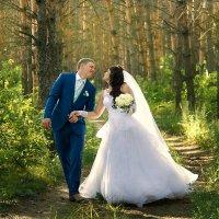 Прогулка в лесу.... :: Виктория Воробьева (Wish)