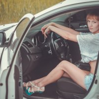 Queen car's :: Екатерина Гусева