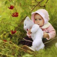 Маленькая барышня :: Юлия Иванова
