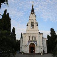 Храм Михаила Архангела в Сочи :: valeriy khlopunov