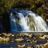 Водопад в Гляден :: Светлана