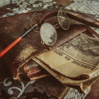 Пишу - взаправдашний рабкор… :: Ирина Данилова