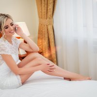 Утро невесты :: Валерия Ступина