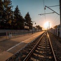 Железнодорожный путь :: Анзор Агамирзоев