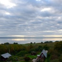 Вечер на Плещеевом озере. :: vkosin2012 Косинова Валентина