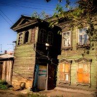 Уголок  старого города. :: Хась Сибирский
