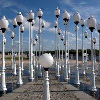 Композиция из светильников на набережной :: yuri Zaitsev