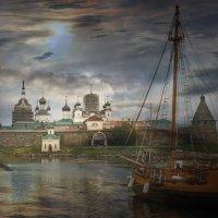 Соловки :: Сергей Яснов