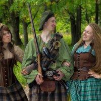 пленер Шотландское королевство :: Елена Маковоз