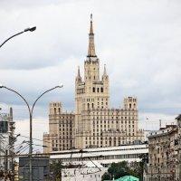 Жилой дом на Кудринской площади :: Александр Яковлев