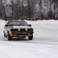 Audi Quattro :: Сергей Сабитов