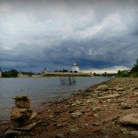 Река Великая. Псков. :: Fededuard Винтанюк