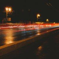 Ночное движение :: Ирина Шиа
