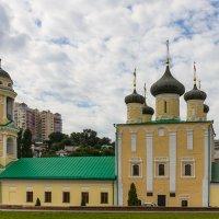 Успенский Адмиралтейский храм (Воронеж) :: Oleg Akulinushkin
