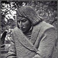 калужский Гоголь :: Дмитрий Анцыферов