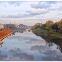 Время идет, вода течет, Вологда  меняется. :: Vadim WadimS67