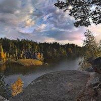 Осень Урала :: Борис Соловьев