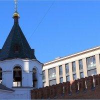 Собор иконы Божией Матери Феодоровской в ознаменование 300-летия царствования Дома Романовых :: Вера
