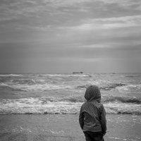 Малыш и море :: Ксения Базарова
