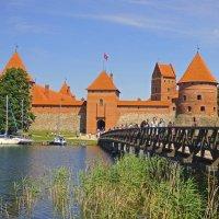 Trakai Castle again :: Roman Ilnytskyi