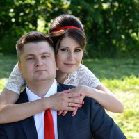 Кристина и Максим :: Софья Кузнецова