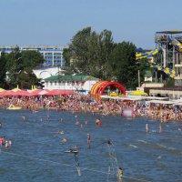 Центральный пляж Анапы :: Вера Щукина