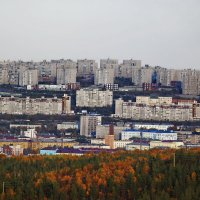 Мурманск. :: Андрей Кулешов