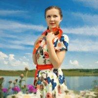 Летние воспоминания :: Арина Зотова