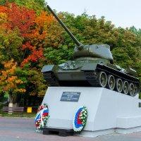 Памятник :: Alex Bush