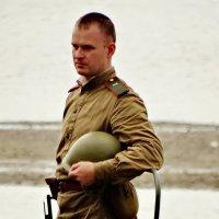 Навеки будем хранить в наших сердцах память о воинах наших. :: Владимир Гилясев