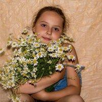 Моя любимая внученька. :: Анатолий. Chesnavik.
