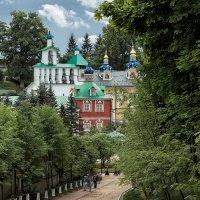 монастырь :: Serge Riazanov