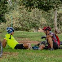Отдых между велопробежками :: Stanislav Gvozdin