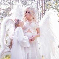 Ты мой ангел :: Юлия Игоревна