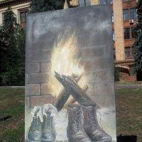 Картина молодой художницы. :: Наталья