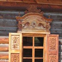 Музей деревянного зодчества Тальцы г.Иркутск :: Андрей