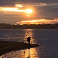 На рыбалке :: Вадим Конышевский