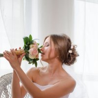 утро невесты (5) :: елена брюханова