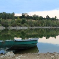 Старенькая лодка :: Tiana Ros