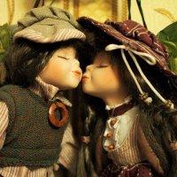 Поцелуйчик :: Александр Попов