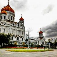 Храм Христа Спасителя :: Борис Александрович Яковлев