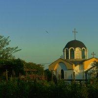Церковь. Деревня Оризария. :: Екатерррина Полунина
