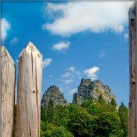 Картинка с Карпатских гор :: Юрий Гординский