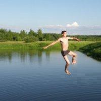 Смелый прыжок (вар. 3 ) :: Святец Вячеслав