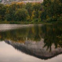 Отражение в озере :: Николай Алехин