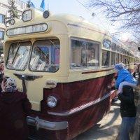 старый трамвай :: ИРЭН@ .