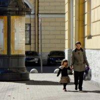 на улице Зодчего Росси :: sv.kaschuk