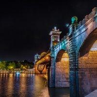 Андреевский мост. :: Edward J.Berelet