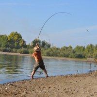 На рыбалке :: Алексей http://fotokto.ru/id148151Морозов